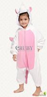 Unisex Children's Fashion Onesies Cosplay Costumes Animal Pajamas Christmas Gift For Kids Cartoon Cute Pyjamas Kid,Pink Unicorn