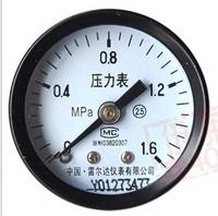 Brand New Axial  Vacuum Pressure Gauges,Y-40Z 0-1.6MPA