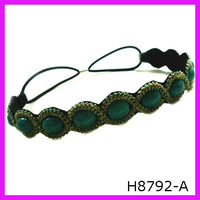 Fashion handmade beaded headband