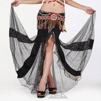 Belly dance skirt belly dance skirt slim hip skirt split skirt dance dress