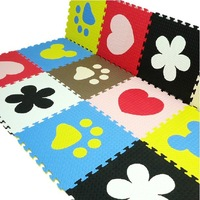 Hot Sale!!! Baby Floor Mat Children's Environmental Tasteless Eva Foam Mat puzzle foam pad floor mat eva plastic