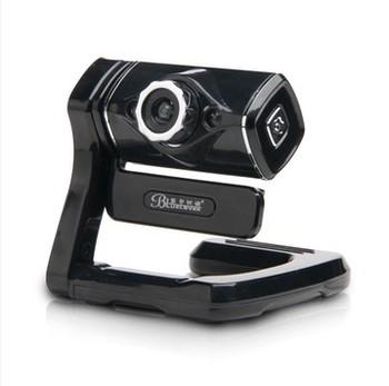 2014 New Camera Digital [drop Shipping] M2200 Black Webcam Hd Computer Webcams for Laptops & Desktop Night for Vision 301000021