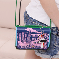 Bags 2013 small bag female little princess bag one shoulder cross-body bag small mini bag vintage messenger bag