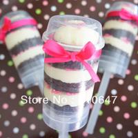Wedding Desserts! Cake Push Up Pops wholesale& china factory