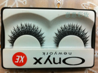 Onyx onyx series handmade false eyelashes xe 10 1 box