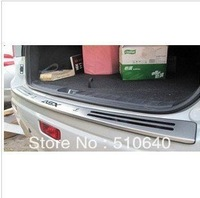 2010-2012 Mitsubishi ASX High quality stainless steel Rear bumper Protector Sill   bnjn