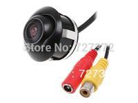 360 Rotate Eyeball Car Reverse Backup Camera Wired Rearview Camera Waterproof