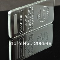 DHL free shipping hotsale 100pcs/lot 10 troy ounce 999+ fine  engelhard metal silver bullion bar, fashionable gift