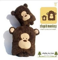 free shipping Oralogy plaything series plush toy doll cushion pillow(China (Mainland))