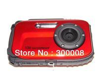 Free Shipping Promotion Digital Camera Mini High Quality Digital Camera Waterproof  12MP 8X digital zoom