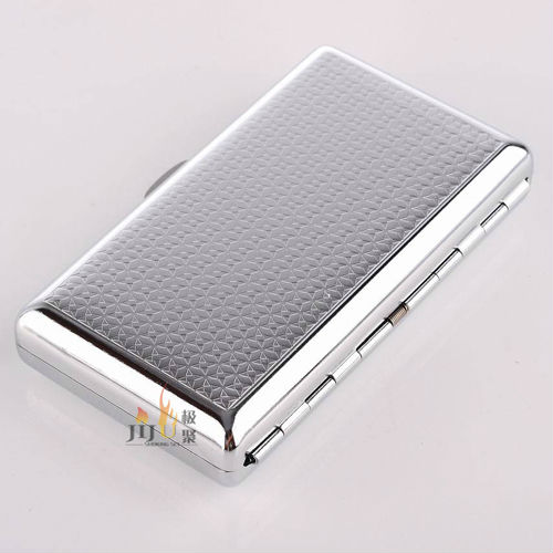 waterproof cigarette case can pack 12pcs cigarettes Design mixed 007N(China (Mainland))
