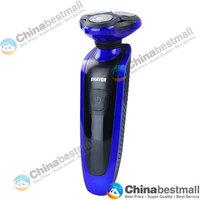 IPX4 Waterproof Rotation Type Shaver Razor Shaving Cutter Beard Clipper for Man Male RSCX-8850