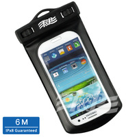 Waterproof Durable PVC Waterproof Bag Underwater Case For Samsung Galaxy S3 for I9300 Travel Transparent Pouch FREE SHIPPING