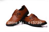 The new winter 2014 Men's casual cotton shoes  Leather warm shoes Men's cotton boots  High help cotton shoes Specialprice850 p70