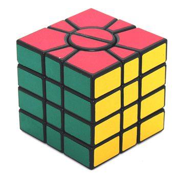 Qj magic cube shaped sq1 magic cube game puzzle magic cube