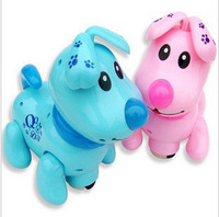 Free Shipping Wholesale Qq baby , music toy 0.7kg
