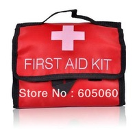 Free shipping 2013 Outdoor first-aid kit camping trip medical package domestic waterproof travelling  first-aid packet
