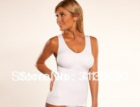 300pcs/lot Cami shaper by Genie with Removable Pads 3 colors are available
