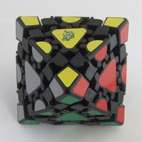 Free shipping New arrival ll gear shaped magic cube tyranids gear magic cube lanlan gear 8
