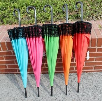 Pagoda Umbrellas Poleaxe princess  structurein lace sun protection  apollo  sun  sunscreen    umbrella FREE SHIPPING