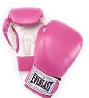 Everlast12 Pink boxing gloves