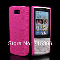 Your Favorites NEW FASHION PLASTIC NET HARD DREAM MESH HOLES SKIN CASE PROTECTOR GUARD COVER FOR NOKIA X3-02 20PCS/LOT