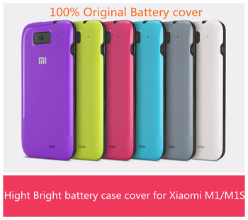 100% Original Hight bright case cover for xiaomi m1 / m1s battery cover free shipping