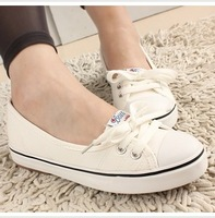 Casual Canvas Flat Women's Shoes Designer Fashion 2013 Discount Summer Shoes Flat Sandals For Women 2012,38 Brand Women Shoes