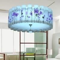 Brief fashion pvc ceiling light living room lights bedroom lamp crystal ceiling light lighting lamps