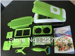Free Shipping Hot Selling Nicer Dicer Plus As See On TV Multi-function Kitchen Tools Vegetable Fruit Chopper