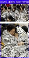120*140cm HOT GIFT usd2 pop Travel gift emergency blanket Rescue blanket Thermal BLANKET