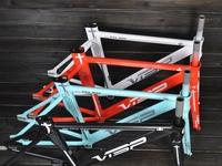 Visp aluminum alloy frame trx999 frame+ fork frame space vehicles frame racing frame