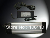 Free Shipping , Lithium Li-ion Battery 48V 10AH with Aluminium Case,BMS and Charger,For electric bike