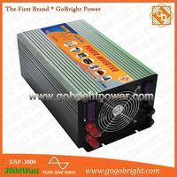 carriage paid 3000W 48v power convertor for e-nature XSP-3000-48v