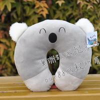 Free shipping Koala cushion australia koala bear cinereus u pillow koala neck pillow