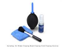 4 in 1 Lens Cleaning Kit for Camera, Computer