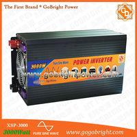 carriage paid 3000W 24v ac power inversor XSP-3000-24v