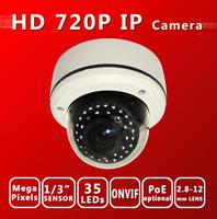 Indoor 1.0 Megapixel IR IP Cameras with Full HD (SW-IP6472VR)