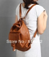 Best Selling!!new fashion 3 ways bag women leather backpack ladies tote bags female shoulder bag Free Shipping