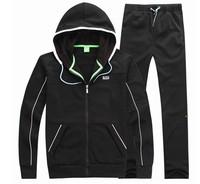 NEW Men's Tracksuit Sweatsuit sport Hooded Track Sweat Jogging Sport Suit Sweatshirt  men Sweat Pants Hoodies Sweatpants Sweats
