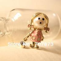 Korean Style Lovely Fashion Cute Girl Brooch Pin Ladies Brooch 10539