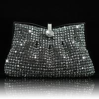 Full rhinestone bags high quality bling ladies clutch bag women's clutch diamond-studded evening bag rhinestone evening bag day
