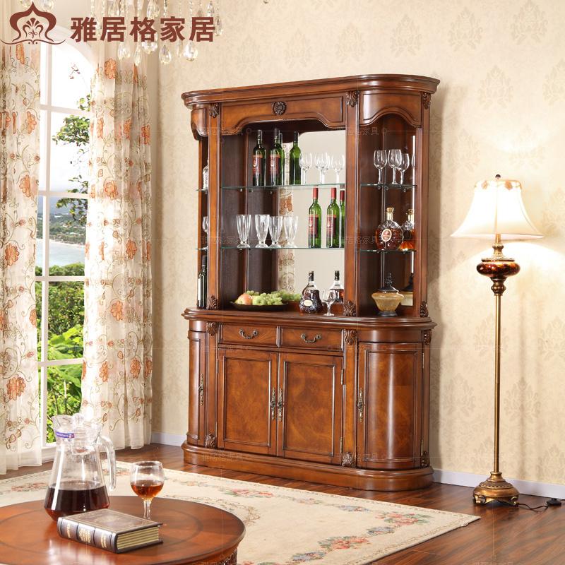 yaju f9108 home living room furniture american classical bar counter