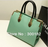 Hot New Arrive Brand Shoulder Handbag,Sweet Candy Color Fashion Brand Handbag,Free Drop Shipping