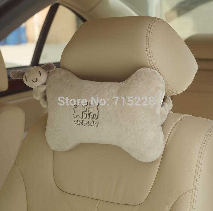 Подушка для водителя своими руками