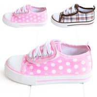 belt shoe box eco-friendly shoes     all-match casual canvas children shoes 3716