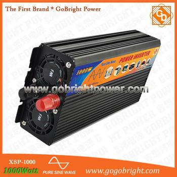 FREE 1000W 12V dc/ac  power controller inverter XSP-1000