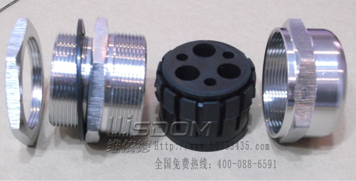 Porous stainless steel cable gland PG M NPT G threaded connector Welcome to consult purchase(China (Mainland))