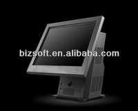 BUSINPOS-B61 15inch Touch POS Terminal For Retail Stores / Cafe Shops/ Supermarket / Clothing Shop