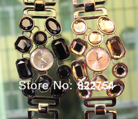 New women bangle watch wristwatch fashion lady Bracelet watch quartz rhinestone diamond watch